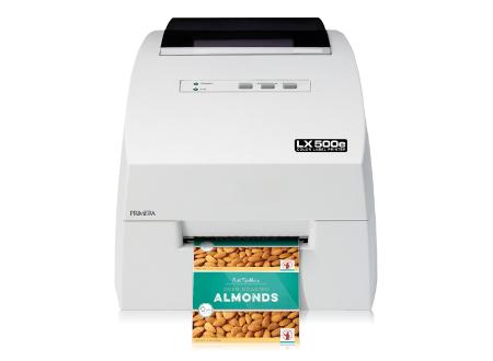 PRIMERA LX500ec. Drucktechnologie: Tintenstrahl, Maximale Auflösung: 4800 x 1200 DPI, Druckgeschwindigkeit (metrisch): 50,
