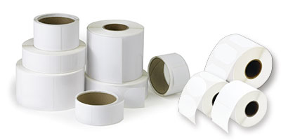 PRIMERA Paper High Gloss. Produktfarbe: Weiß, Etikettentyp: Nicht klebendes Druckeretikett, Material: Papier. Etikettenbre