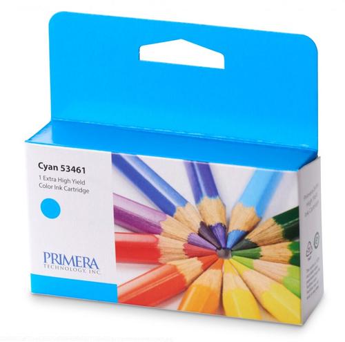 PRIMERA 053461. Type: Original, Couleurs d'impression: Cyan, Compatibilité de marque: PRIMERA