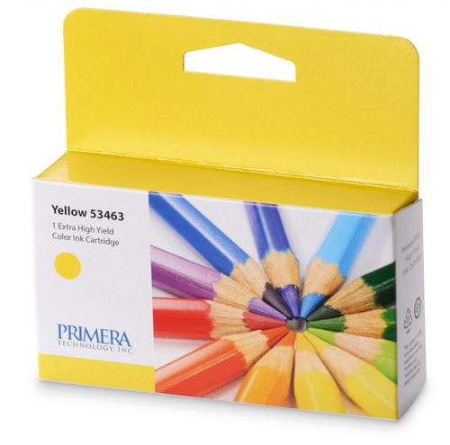PRIMERA 053463. Type: Original, Type d'encre: Encre à pigments, Couleurs d'impression: Jaune