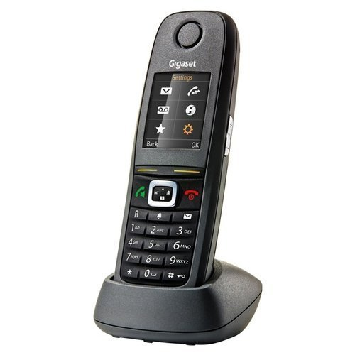 Gigaset R650H Pro. Typ: DECT-Telefon, Hörertyp: Kabelloses Mobilteil. Freisprecheinrichtung. Maximum Innenabstand: 50 m, M
