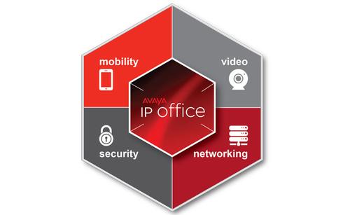 Avaya IP Office R10. Anzahl Benutzerlizenzen: 4 Lizenz(en)