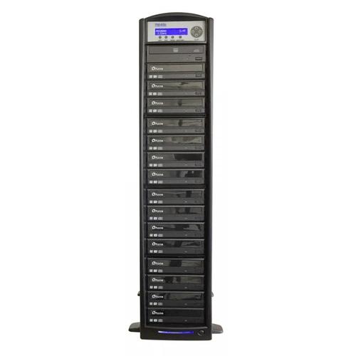 PRIMERA DUP-15. Festplattenkapazität: 500 GB. Geschwindigkeit schreiben DVD-R: 16x, Doppelte Schicht DVD-R - schreiben Ges
