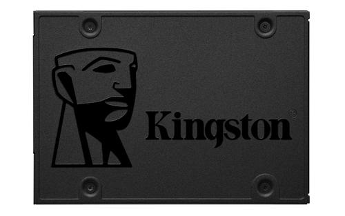 """Kingston Solid State-Laufwerk - 2,5"""" Intern - 240 GB - SATA (SATA/600) - 500 MB/s Maximale Lesegeschwindigkeit - 3 Jahr(e)"""