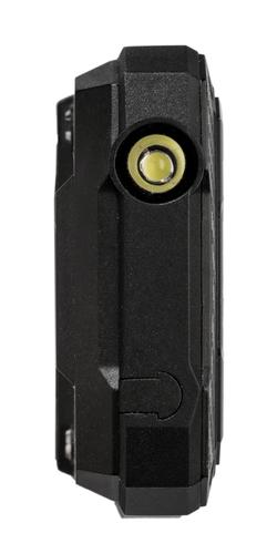 Cyrus CM 8 256 MB Feature Phone - 5,6 cm (2,2 Zoll) QVGA 220 x 176 - 256 MB RAM - 2G - Schwarz - Bar - 2 SIM Support - kei