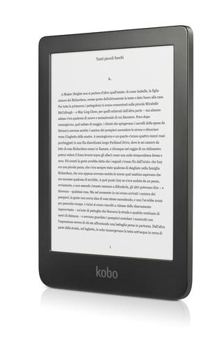 Rakuten Kobo Clara HD. Anzeigegrösse (Diagonal): 15,2 cm (6 Zoll), Technologie: E Ink Carta. Document formats supported: C