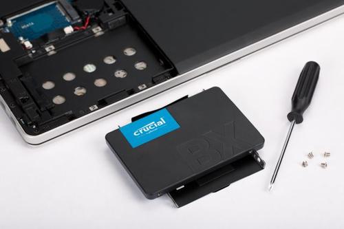 """Crucial Solid State-Laufwerk - 2,5"""" Intern - 240 GB - SATA (SATA/600) - 540 MB/s Maximale Lesegeschwindigkeit"""