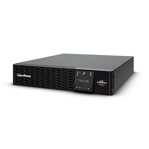 CyberPower PR3000ERTXL2U. UPS topology: Line-Interactive, Output power capacity: 3 kVA, Output power: 3000 W. AC outlet ty