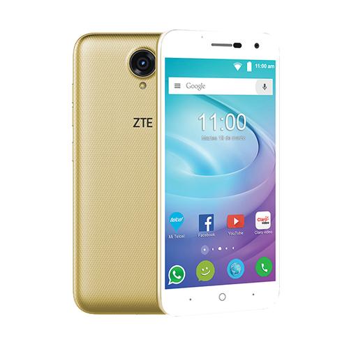 ZTE Blade L7A 16 GB Smartphone - 12,7 cm (5 Zoll)Aktivmatrix-TFT / LCD FWVGA 480 x 854 - Quad-Core 1,20 GHz - 1 GB RAM - A