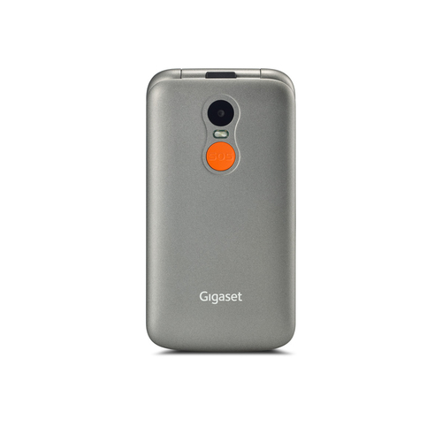 Gigaset GL590. Formfaktor: Klappgehäuse. Sim Card Steckplätze: Dual-SIM. Bildschirmdiagonale: 7,11 cm (2.8 Zoll), Bildschi