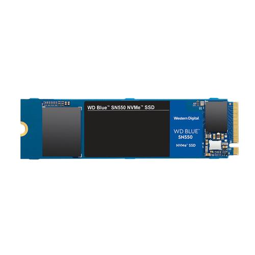 WD Blue Solid State-Laufwerk - M.2 2280 Intern - 500 GB - PCI Express NVMe (PCI Express NVMe 3.0 x4) - Desktop-PC Unterstü