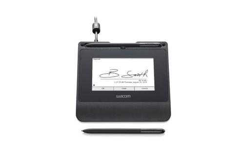 Wacom STU540-CH2. Produktfarbe: Schwarz. Genauigkeitsstift: 50 cm. Unterstützt Windows-Betriebssysteme: Windows 10,Windows