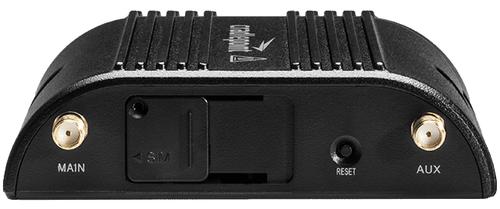 Cradlepoint IBR200-10M + NetCloud Essentials, Wi-Fi 4 (802.11n), Einzelband (2,4GHz), Eingebauter Ethernet-Anschluss, 3G,