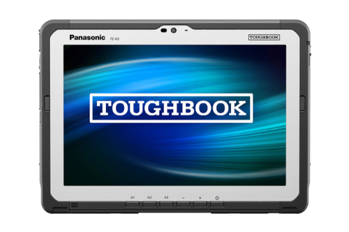 TOUGHBOOK FZ-A3 QUALCOMM SDM660 4GB 64GB EMMC 10.1IN ANDR 9      IN
