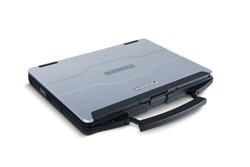 Panasonic Toughbook 55 HD. Produkttyp: Notebook, Formfaktor: Klappgehäuse. Prozessorfamilie: Intel® Core™ i5 der achten Ge