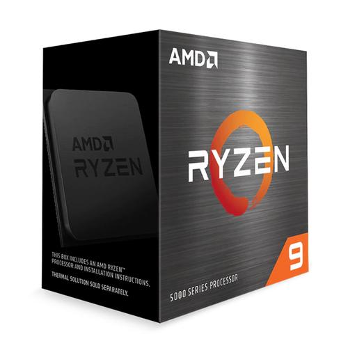 AMD Ryzen 9 5000 5900X Dodeca-Core 3,70 GHz Prozessor - Retail Paket - 64 MB L3 Cache - 6 MB L2 Cache - 64-Bit-Verarbeitun