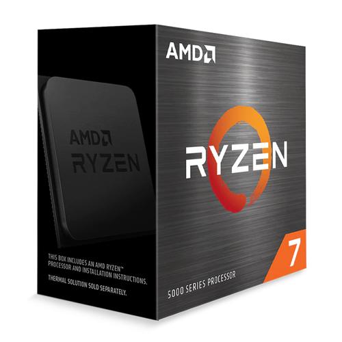 AMD Ryzen 7 5000 5800X Octa-Core 3,80 GHz Prozessor - Retail Paket - 32 MB L3 Cache - 4 MB L2 Cache - 64-Bit-Verarbeitung