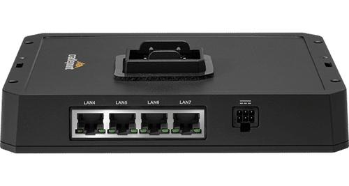 Cradlepoint MB-RX30-MC. Switch-Typ: Managed. Rack-Einbau
