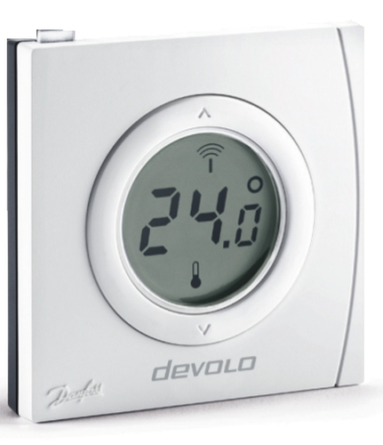 HOME CONTROL RAUMTHERMOSTAT INKL. BATTERIE